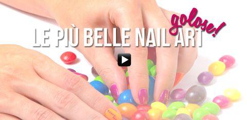 Video/ Unghie: Le più belle nail art golose
