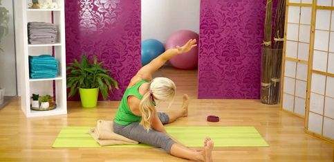 Für einen erholsamen Schlaf: Gute Nacht Yoga