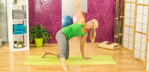 So hat schlechte Stimmung keine Chance: Gute Laune Yoga
