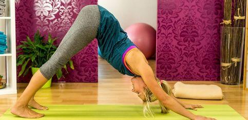 Zum Runterkommen: Anti-Stress-Yoga für den Alltag