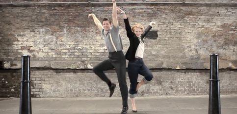 ¡Impresionante! La evolución de 100 años de baile recogidos en un minuto y medio