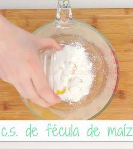 Sabor cítrico: ¡suflé a la naranja!