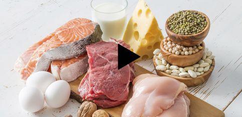10 aliments riches en protéines qui nous font du bien