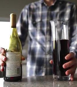 L'invenzione perfetta per gli appassionati di vino!