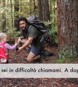 Come viaggiare con un bambino piccolo?