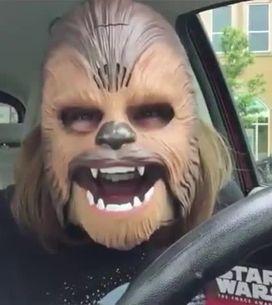 La nuova eroina dei fan di Star Wars