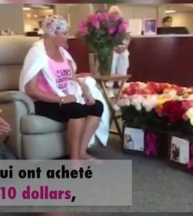 Pour célébrer sa dernière chimiothérapie, cet homme fait un incroyable cadeau à sa femme...