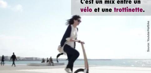 On a trouvé le vélo du futur!