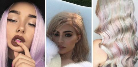 Inspiration: c'est le moment de craquer pour les cheveux pastel