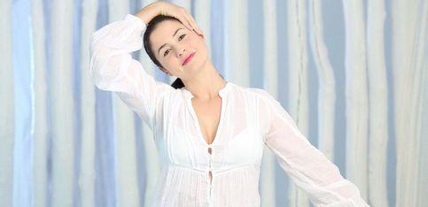 Yoga facial: masaje para aliviar los ojos cansados