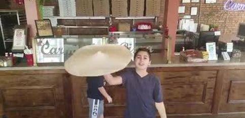 De futurs pizzaïolos