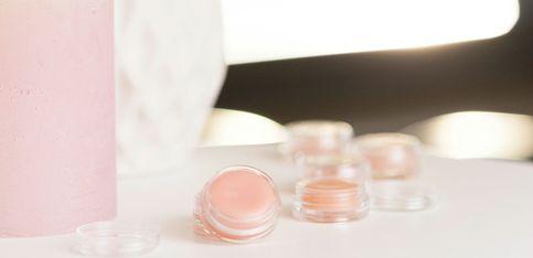 DIY: bálsamo de labios nutritivo y con color