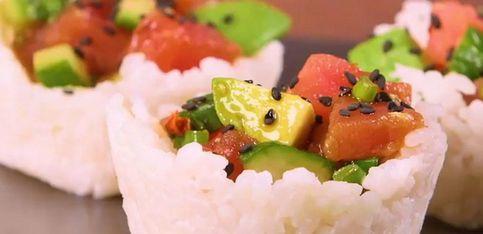 On a une super recette pour rendre nos sushis encore plus jolis
