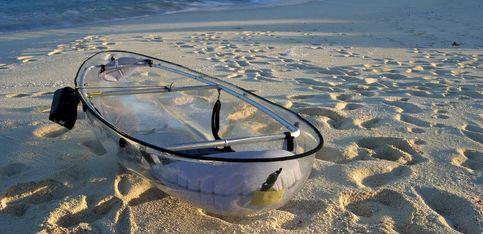 Qui ne rêverait pas d'embarquer sur ces incroyables canoës?