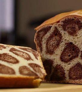 Pão de leite Leopardo: aprenda a fazer essa delícia