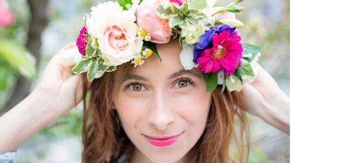 Flower-Crown selber machen: So geht's super easy!