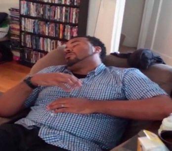 Sintomas de um pai cansado