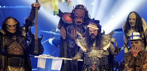 Découvrez les prestations les plus insolites de l'Eurovision