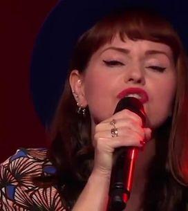 Participante do The Voice tem quatro cadeiras viradas em menos de 5 segundos