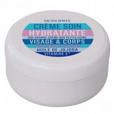 Crème soin Hydratante