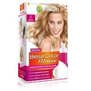 Garnier Belle Color Mousse