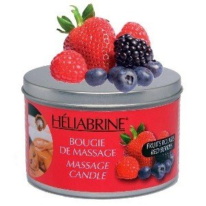 Héliabrine Bougie de Massage