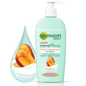 Garnier Body Lait Intensif 7 jours