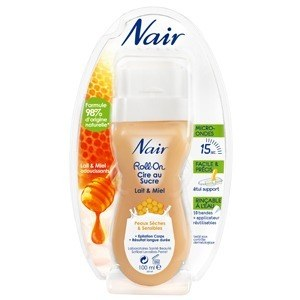 Nair Roll-On Cire au sucre