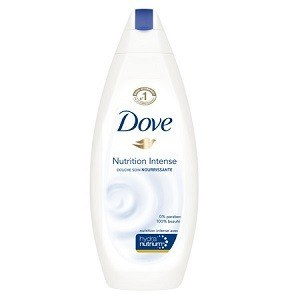 Dove Nutrition Intense : douche soin nourrissante