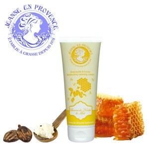 Jeanne en Provence Crème de Douche Hydratante Beurre de Karité & Miel