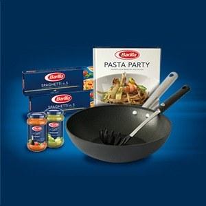 Pastasets Barilla