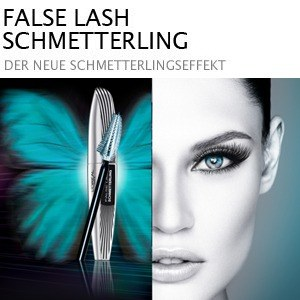 False Lash Schmetterling Mascara L'Oréal Paris