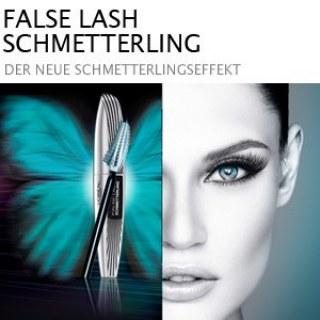 False Lash Schmetterling Mascara L'Oréal Paris
