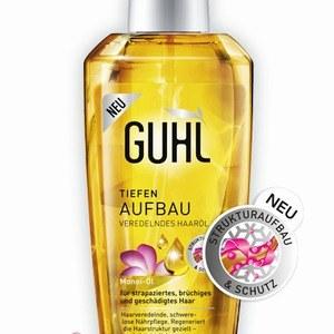 Tiefenaufbau Veredelndes Haaröl GUHL
