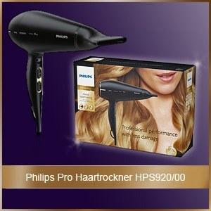 Pro Haartrockner HPS920/00 Philips