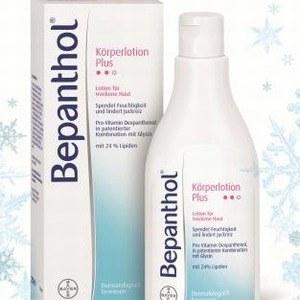Körperlotion Plus Bepanthol<sup>®</sup>