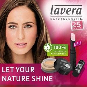 Trend sensitiv-Produkte lavera