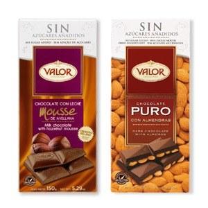 Opiniones Chocolates Sin Azúcar Valor