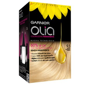 Olia - Biondo Chiarissimo Dorato 9.3 Garnier