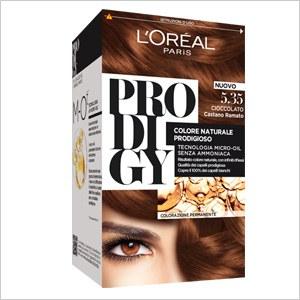 Prodigy<br>Castano Ramato Cioccolato 5.35 L'Oréal Paris