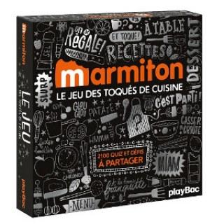 Marmiton Marmiton, Le jeu des toqués de cuisine