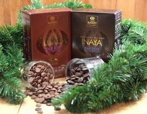 Cacao BARRY COFFRET 100 % CHOCOLAT