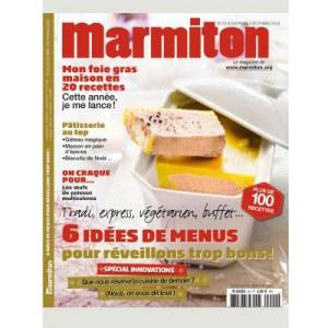 Marmiton Abonnement magazine Marmiton