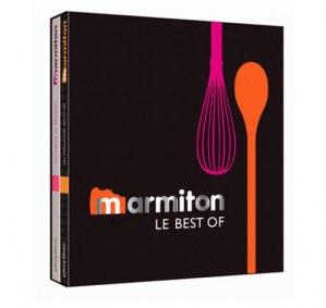 Marmiton Coffret Marmiton Les meilleures recettes pâtisseries et desserts
