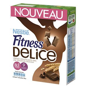 Nestlé FITNESS FITNESS Délice