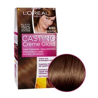 630 Caramel Casting Crème Gloss