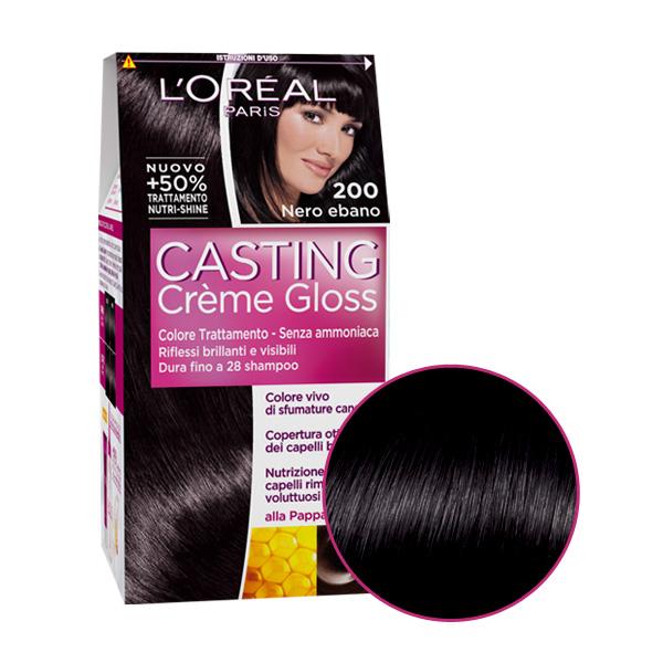 Casting Crème Gloss - 200 Nero Ebano - Casting Crème Gloss - Tinte e  Colorazioni - alfemminile 9037a3d8c206