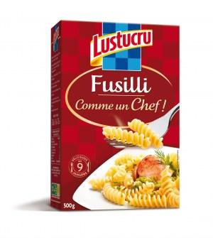 Lustucru Pâtes Lustucru Comme un Chef !