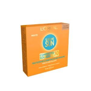 SUBLIME SUN - COMPATTO SOLARE IP30 L'Oréal Paris