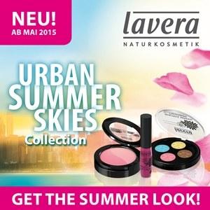 Urban Summer Skies Collection lavera